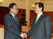 VN, Thailand boost legislative cooperation