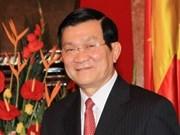 Indian news agency interviews President Sang ahead visit