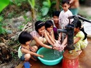 Donors pledge more aid for VN's clean water project