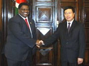 Vietnam seeks to boost ties with Namibia
