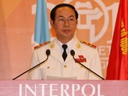 Interpol General Assembly session closes in Hanoi