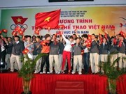 VN sees sports team off for SEA Games 26