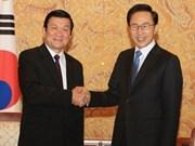 Vietnam, RoK issue joint statement