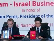 Vietnam, Israel hold business forum
