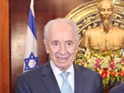 Israeli President wraps up visit to Vietnam