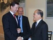 National Assembly Chairman visits UK