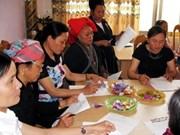 VN's progress in gender equality