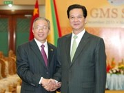 PM Nguyen Tan Dung receives Chinese state councillor