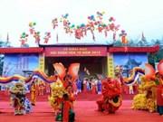 Yen Tu Buddhist spring festival begins