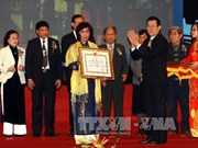 President awards country's top scientists