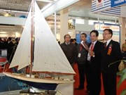 Vietship 2012 a chance for maritime development