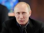 Russian presidential elections: Putin returns