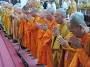 Buddhist festival opens in Da Nang