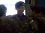 Vietnamese officer meets RoK guest