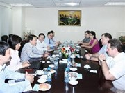 VN, Russia news agencies expand cooperation