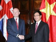 VN, UK vow to boost economic cooperation