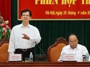 PM: Anti-corruption a core task