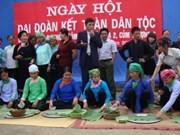 Vietnam, Laos share Front tasks
