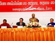 Historic collection of books unveiled in Laos
