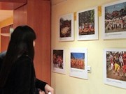 Exhibition on VN's festivals opens in France