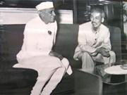 VUFO receives Ho Chi Minh memorabilia from India
