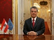 Austrian President's visit boosts bilateral ties