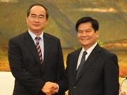 Deputy Prime Minister visits China