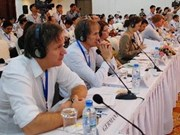 Consultative Group Meeting opens in Quang Tri