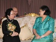 Vice President begins visit to Thailand