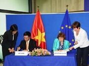 Partnership agreement to lift Vietnam-EU ties