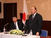 Deputy PM seeks greater Japan trade