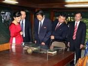 Vietnam, DPRK fatherland fronts foster ties