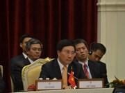 ASEAN+1 meetings with 10 partners