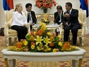 US supports ASEAN's COC building