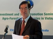 VN, Australia boost trade in agro-forestry-seafood