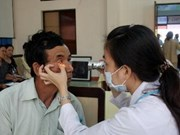 Vietnam-Australia eye care project reviewed