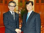 Prime Minister receives Indonesian FM