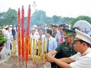 Nation commemorates fallen soldiers