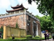 Hanoi plans park for Thang Long Citadel