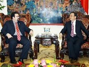 Deputy PM welcomes Venezuelan Vice-Foreign Minister