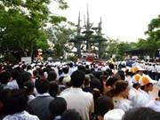 Roman Catholics go on La Vang Pilgrimage
