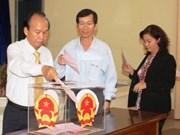 Lawmakers review confidence voting procedures