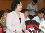 Vocational training, foreign worker management hot at Q&A session
