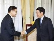 Senior Thai diplomat on Vietnam visit