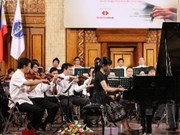 Hanoi to host international piano competition