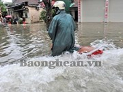 Floods leave 12 dead in central region