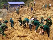 Assistance given to natural disaster victims