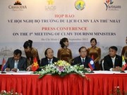Tourism ministers meet to promote ties
