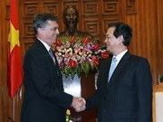 Vietnam wishes to further ties with Australia