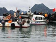 Legal proceedings started in Ha Long waterway accident